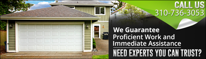 Garage Door Repair Services in California